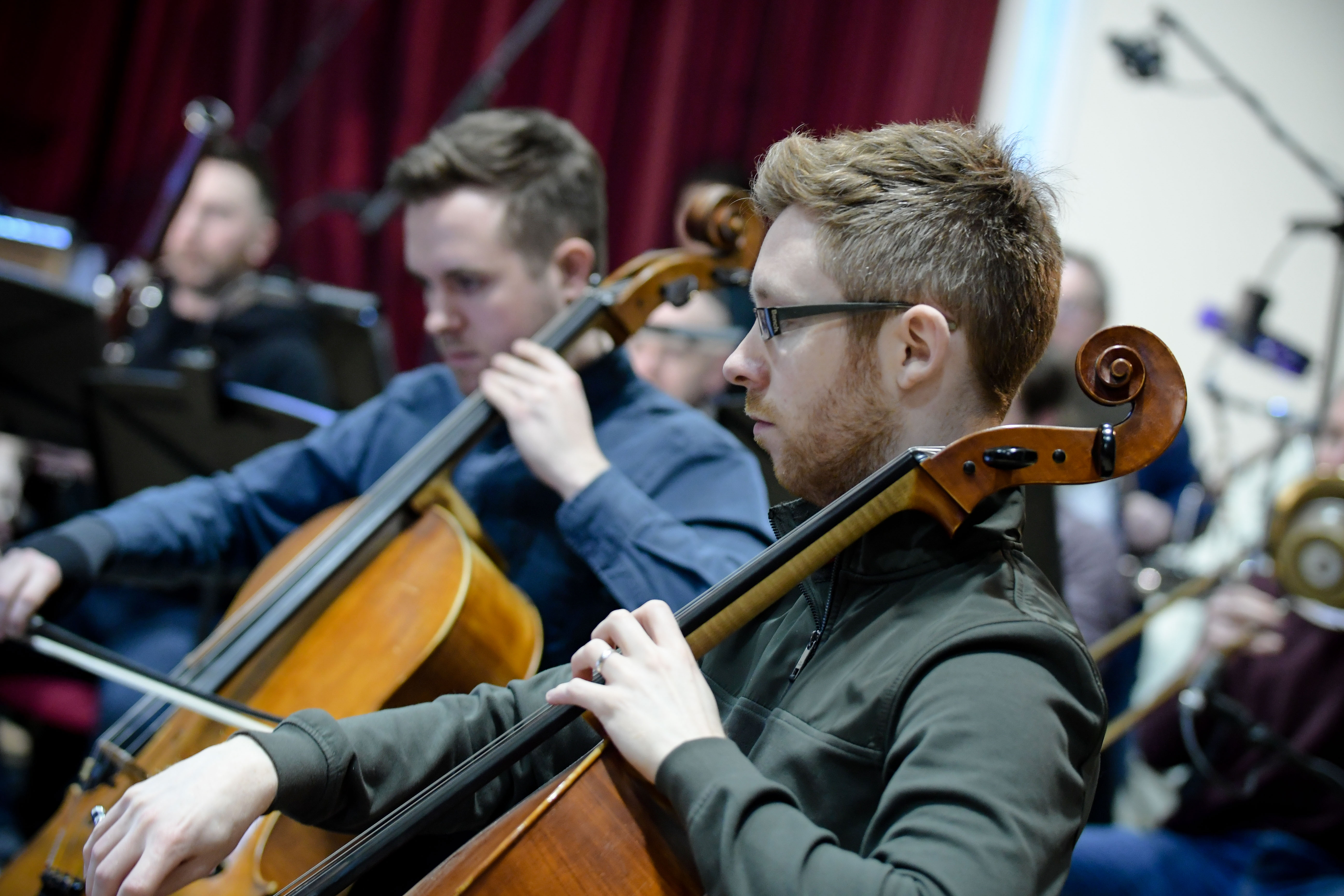The Musician : A Horror Opera For Children at The Harty Room Queen's University