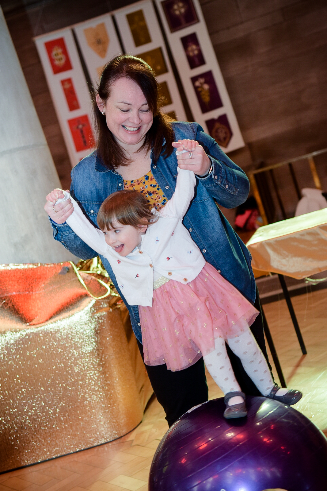 Baby Rave - Rave in The Nave, Belfast Cathedral with Bounce Culture