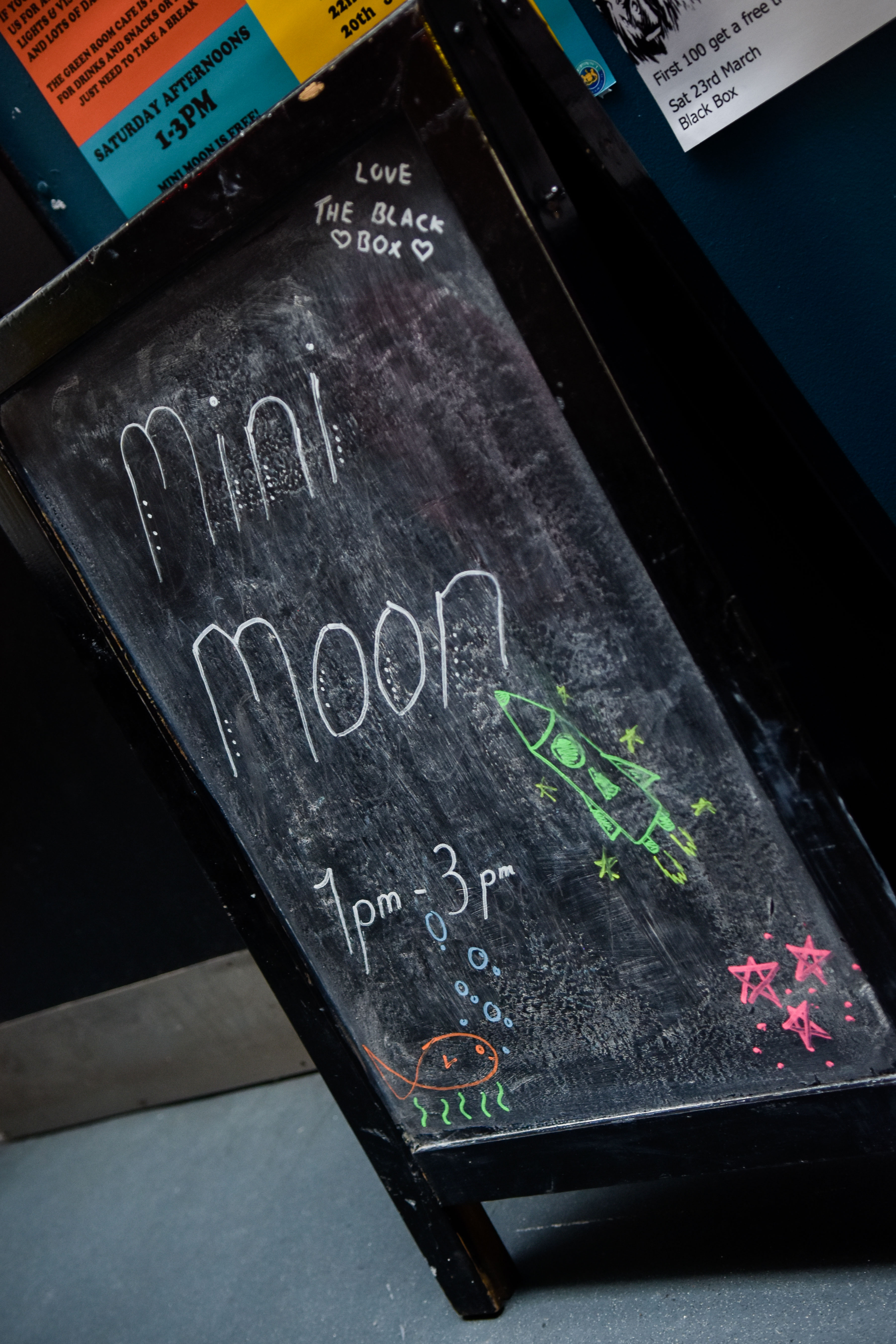 Mini Moon Disco at The Black Box