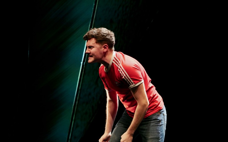 Removed, Prime Cut Productions, Brian Friel Theatre - Photographer Matt Curry