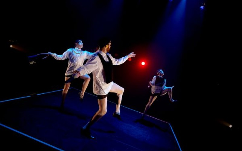 The Alien's Guide to Dance Gone Wrong, Maiden Voyage Dance at The MAC - Photographer Joe Fox