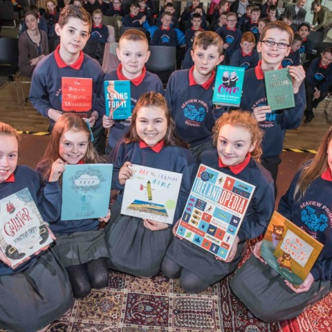 Children's Books Ireland Shadowing