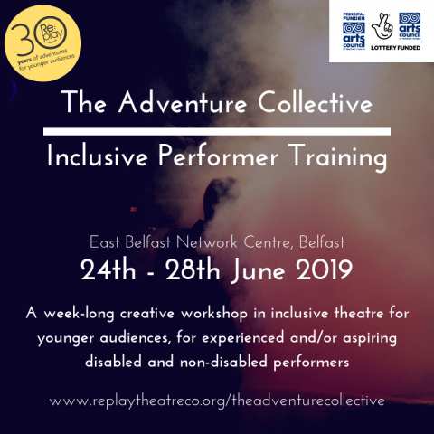 Replay Theatre Inclusive Performer Training