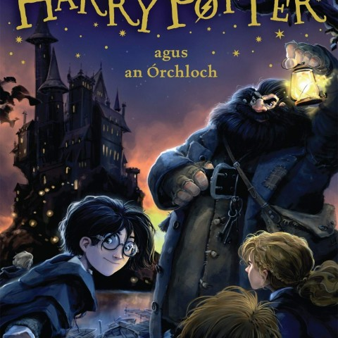 Harry Potter Irish Language Author Programme