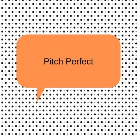 Pitch Perfect in association with QUB and Prime Cut Productions