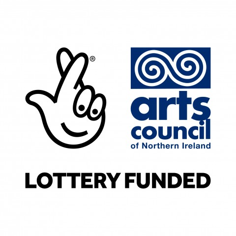 Arts Council National Lottery Funded