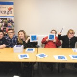 Fighting Words Belfast Glenveagh Special School publication