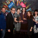 Arts and Business NI awards Jan 2018